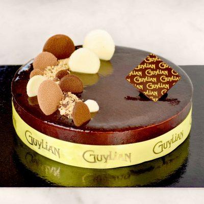 Belgian Chocolate Deluxe Cake